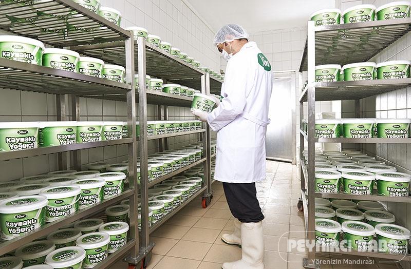 Kartepe Süt Ve Süt ürünleri Fabrikası Peynirci Baba
